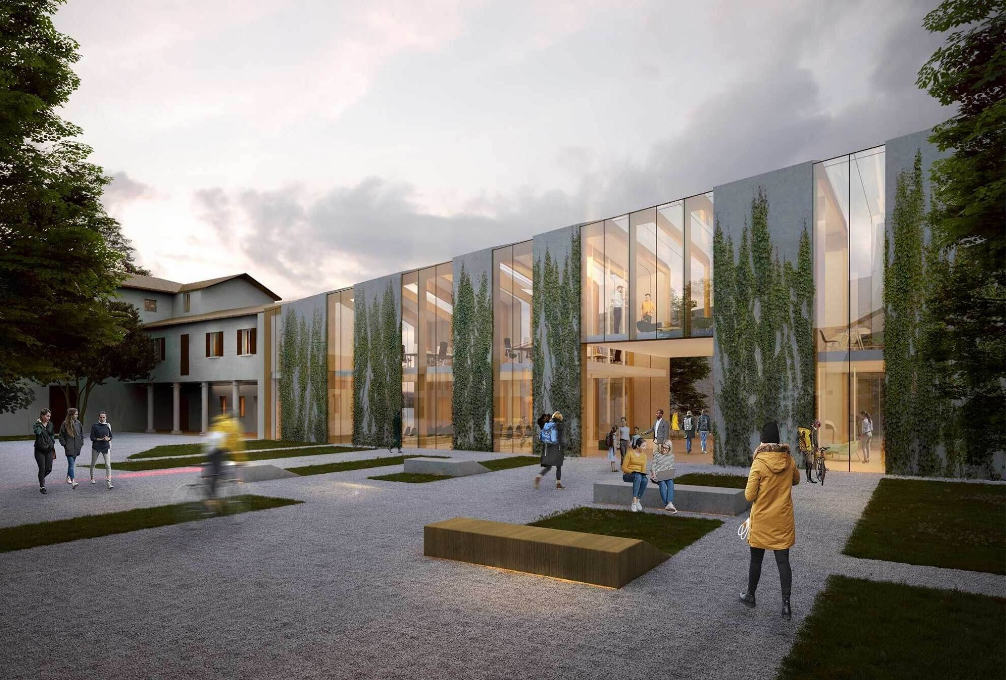Piuarch winner of the public competition for the architectural recovery project of Cascina Sella in Milan